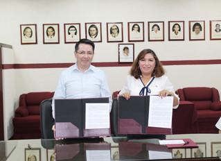 Instituto Tecnológico De Mérida y Universidad Politécnica de Yucatán formalizan colaboración académi