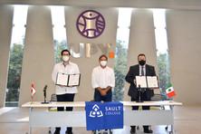 Politécnica de Yucatán estrecha relación con la universidad canadiense Sault College