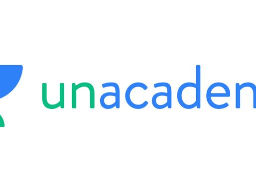 The latest entrant in India's unicorn club- Unacademy