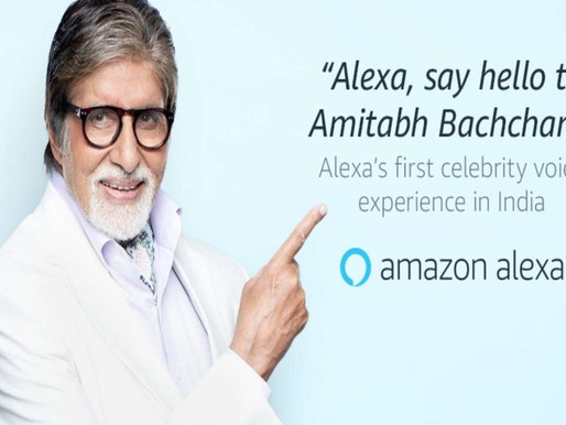Ready to talk to Amitabh Bachchan on Alexa?