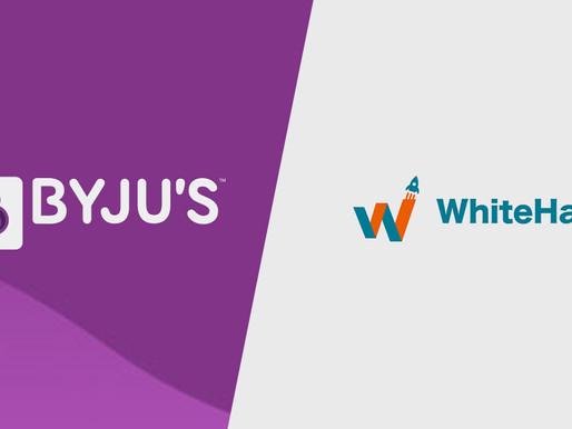 Byju's acquires WhiteHat Jr. for $300 million