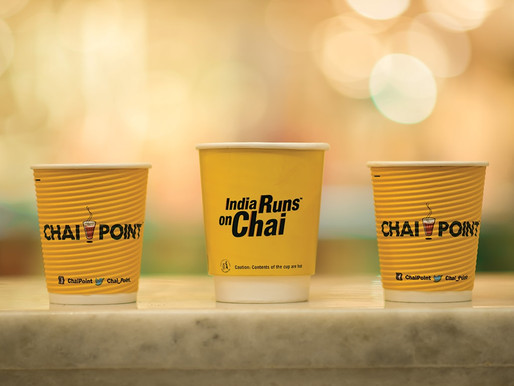 Chai Point - an iconic next generation tea-based start-up
