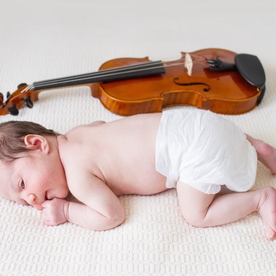 Eveil sonore et musical pour bébé (0 à 15 mois) (1)