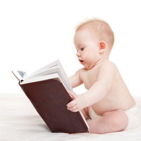 Un livre .... Un bébé