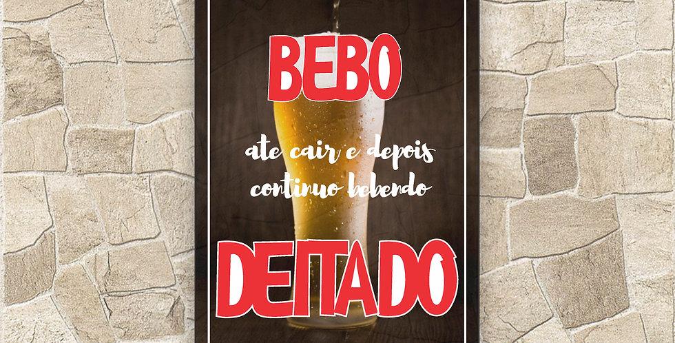 Qd BEBO DEITADO