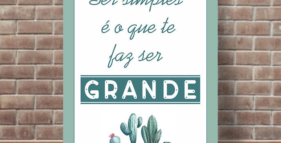 Qd SER SIMPLES