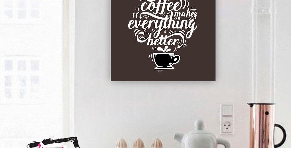 Qd COFFEE MAKES