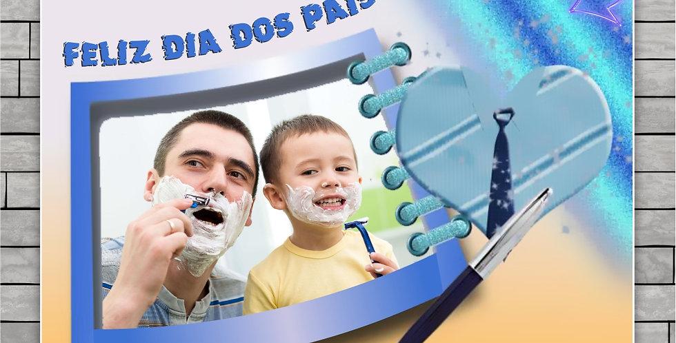 BANNER DIA DOS PAIS - Mold. XX