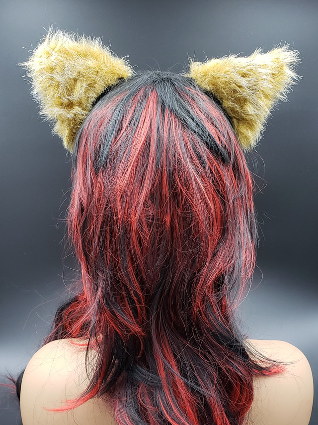 Owl brown cat ears
