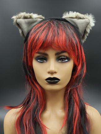 Ocelot cat ears