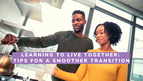 Learning to live together: Tips for a smoother transition.