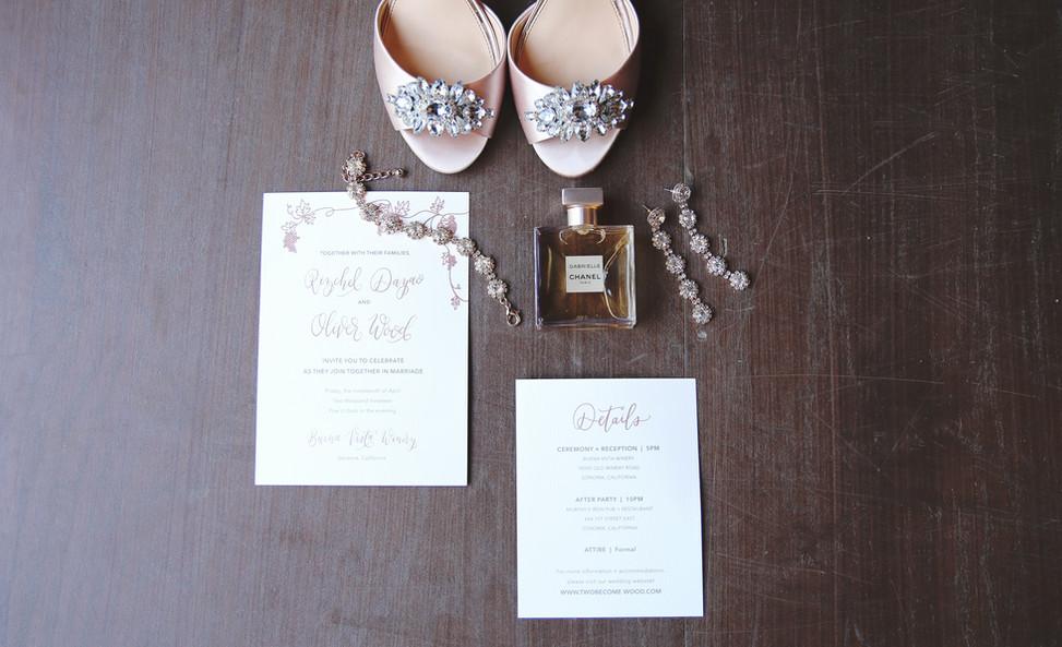 Ritz + Ollie { Beautiful Sonoma Wedding }