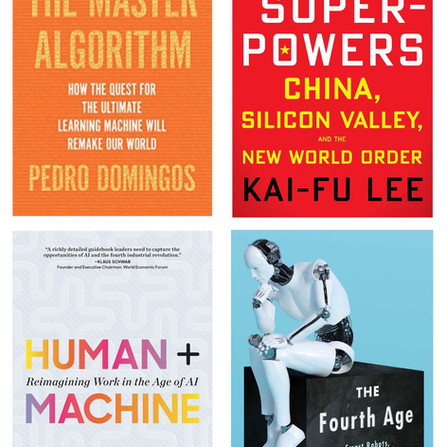 Book Recommendations for Artificial Intelligence & Machine Learning