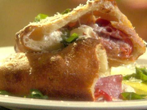 Ham & Cheese Calzones