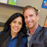 PTP Chicago-Nancy Sikand, Matthew Bardel