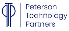 Peterson Technology Partners Logo - Chicago information technology (IT) staffing, hiring, and recruiting services