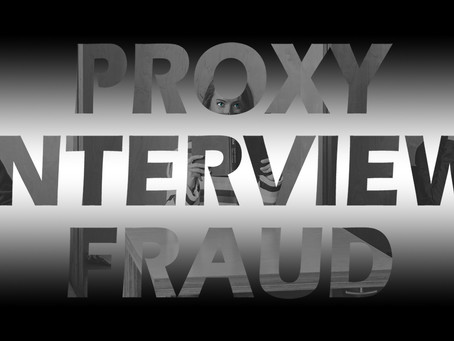 Proxy Interviews and Fake Skype Calls Rising as Fast as Videoconferencing