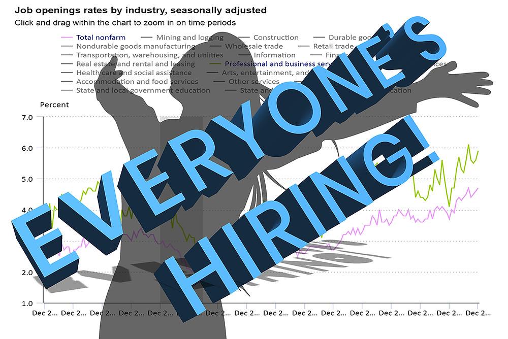 5 ways job-seekers can WIN in the new job market
