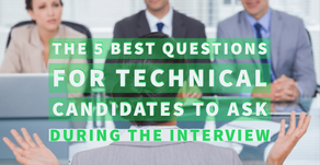 The 5 best questions tech candidates should always ask a hiring manager in an interview