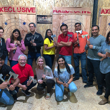 PTP Chicago-Axe Throwing at Axeclusive-C
