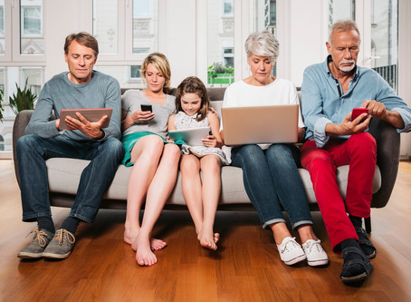 5 ways to get the best wifi while the whole family works, learns, and plays from home