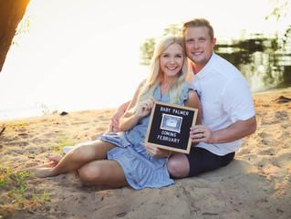 Laken and Tyler: Pregnancy Announcement