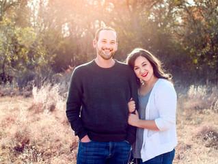 Keri and Mason