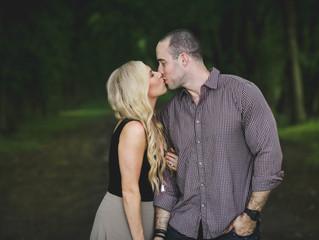 Rachel and Will: One year anniversary