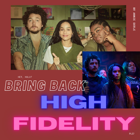 Bring Back 'High Fidelity': Why Hulu Made a Terrible Mistake in Cancelling the TV Remake