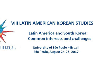 VIII Latin American Korean Studies Congress (VIII EECAL)