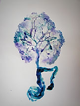 Placenta, tree of life, love