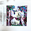 "Thumbnail: ""Listen to the hummingbirds"" GREETING CARD"
