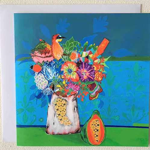 """""""Spring"""" GREETING CARD"""