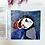 "Thumbnail: ""Stylish Puffin"" GREETING CARD"