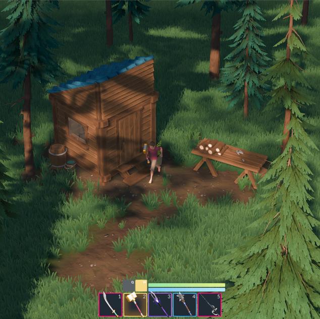 Len's Island Screenshot 1