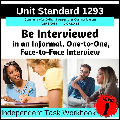 US1293 Informal Interview