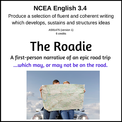 3.4 Writing - The Roadie