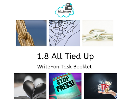 1.8 Connections Across Texts - All Tied Up