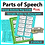 Thumbnail: Parts of Speech Activity/Revision Cards
