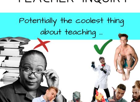 Teacher Inquiry - Lighten Up a Little