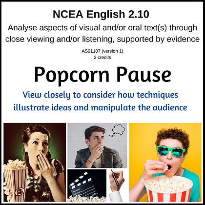 2.10 Close Viewing - Popcorn Pause