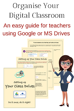 Teachers! Set up your Digital Classroom