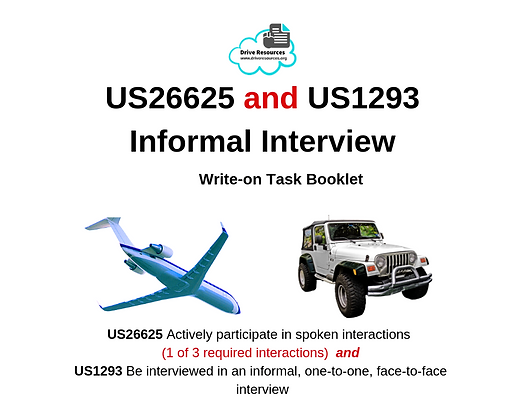 US26625 and US1293 - Police Interview - Brush with Death