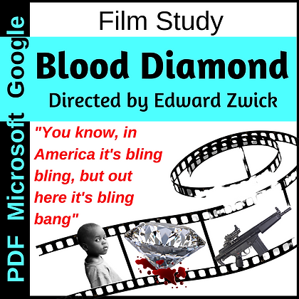 Blood Diamond - Film Study