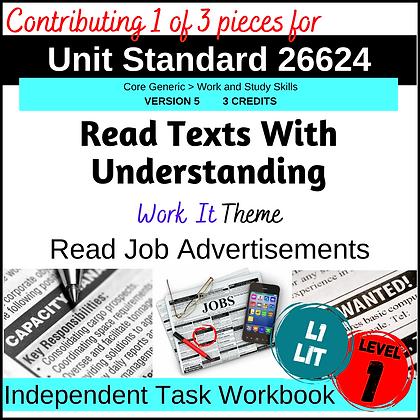 US26624 Reading - Job Advertisements