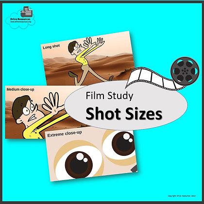 Film Study - Shot Sizes