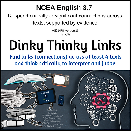 3.7 Connections - Dinky Thinky Links