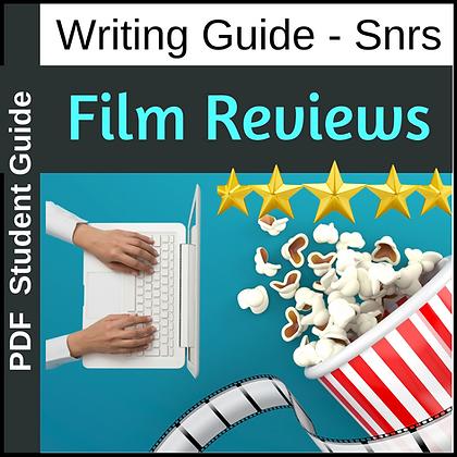 Writing Film Reviews