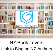 NZ Book Lovers Link to Blog on NZ Author