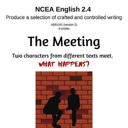 2.4 Writing - The Meeting